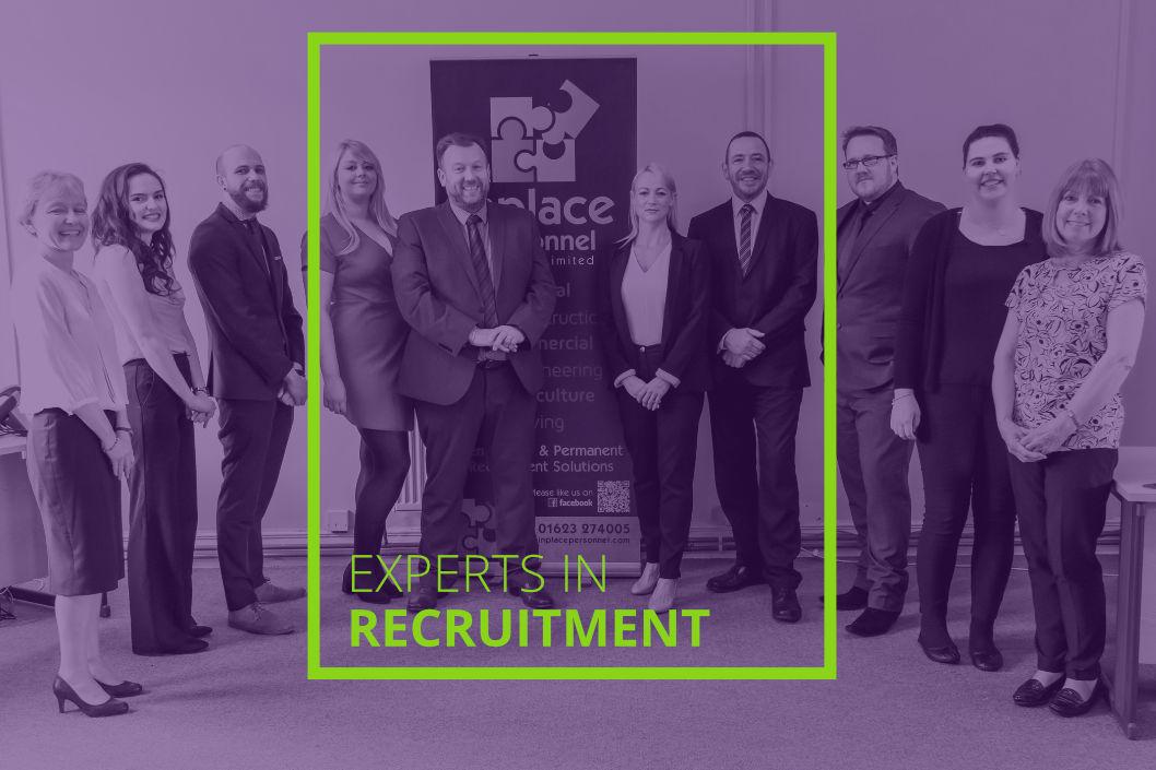 Mansfield Expert Recruitment Team | Inplace Personnel Service Ltd