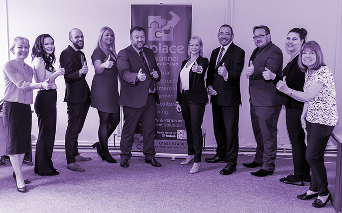 Experts in Recruitment Mansfield | Inplace Personnel Service Ltd